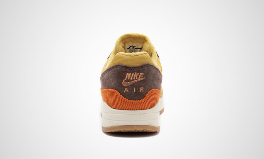 on sale f955f a0c23 Nike Air Max 1 Bacon (CD7861-700) Wheat Gold Rust Pink Baroque Brown