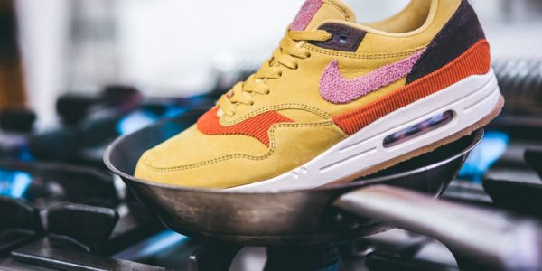 "Nike Cooks up the Air Max 1 ""Bacon"""