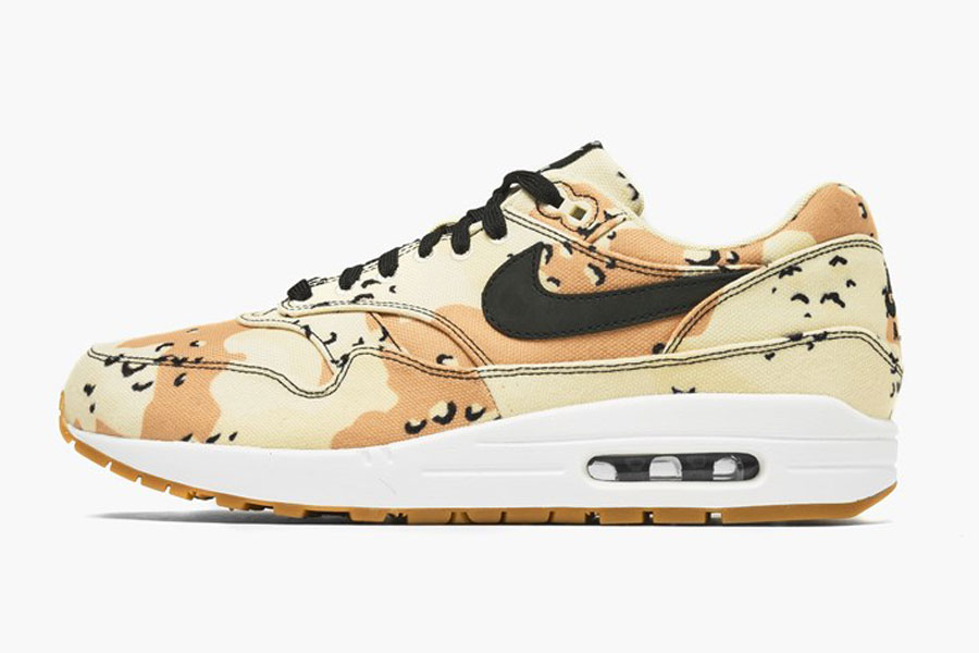 Nike Air Max 1 Holiday Gift Guide 2018 - Premium Beach Camo