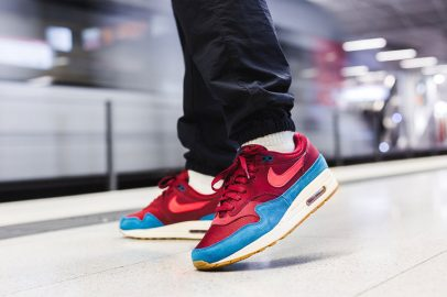 Nike Air Max 1 Holiday Gift Guide 2018 - Team Red (Title)