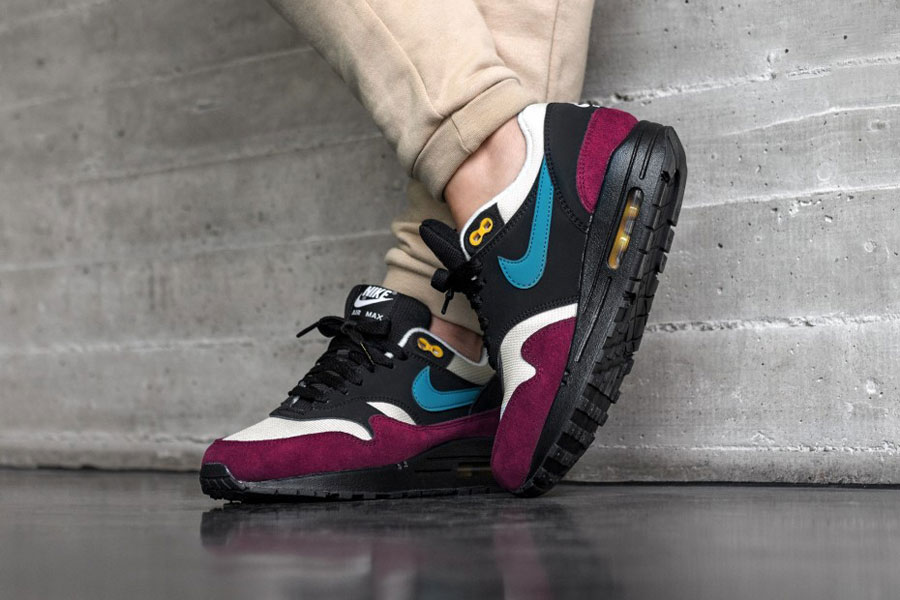 Nike Air Max 1 Holiday Gift Guide 2018 - WMNS Geode Teal