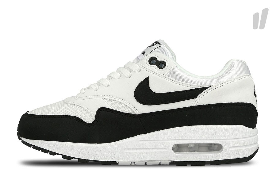 Nike Air Max 1 Holiday Gift Guide 2018 - WMNS White Black