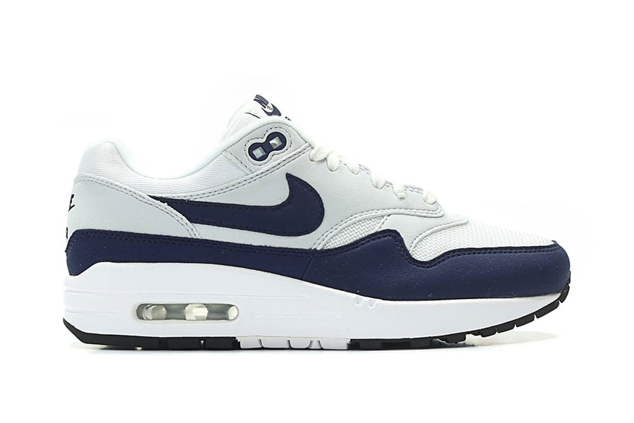 Nike Air Max 1 Holiday Gift Guide 2018 - WMNS White Obsidian