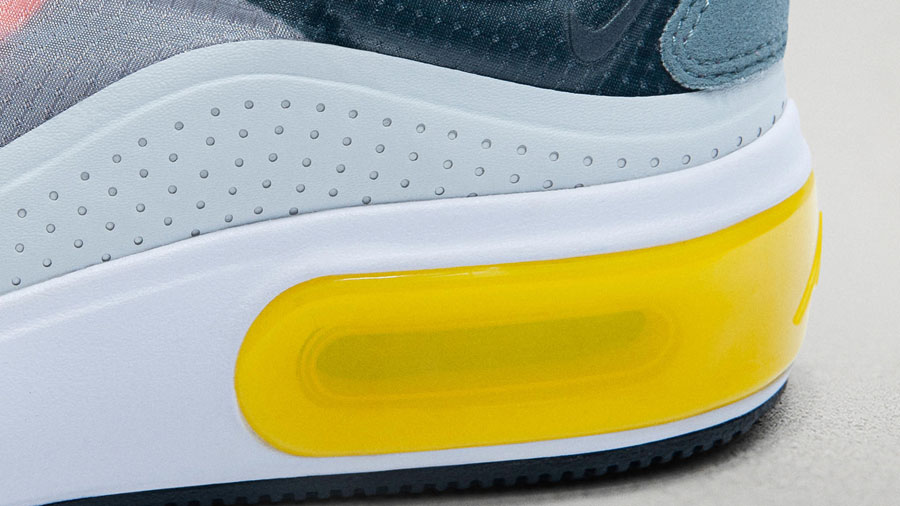 Nike Air Max Dia Aviator Grey Off-White Deep Jungle (AV4146-001) - Sole
