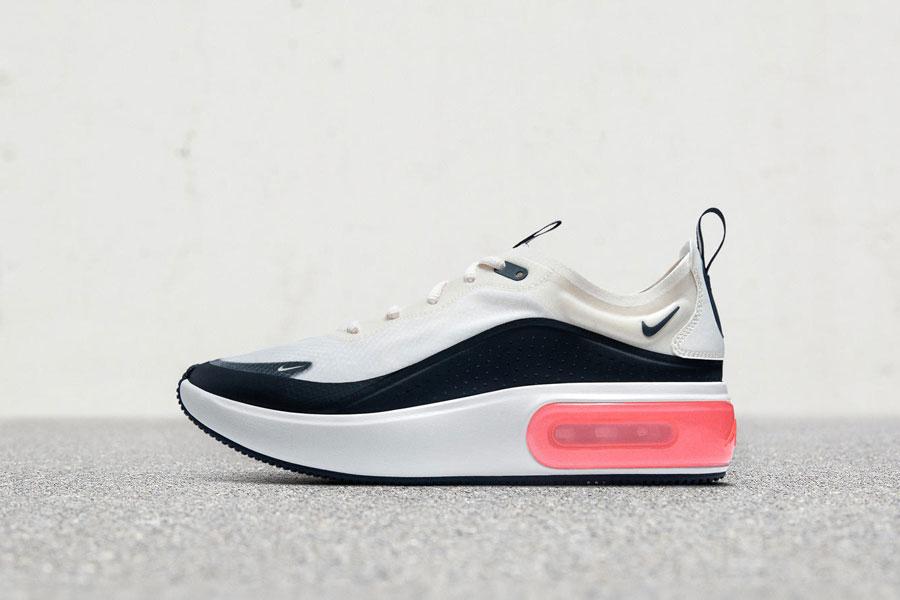 Nike Air Max Dia Infrared - Left