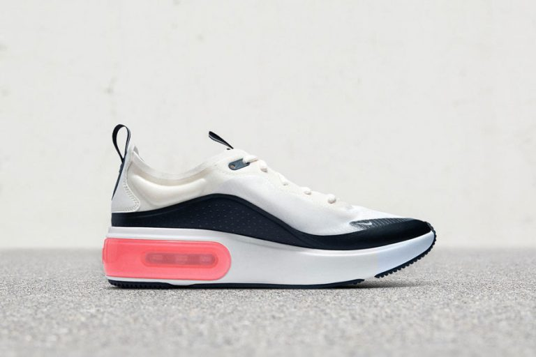 Nike Air Max Dia Infrared - Right