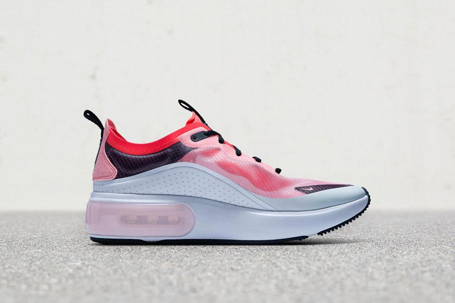 Nike Air Max Dia Off-White Flash Crimson (AV4146-100) - Right