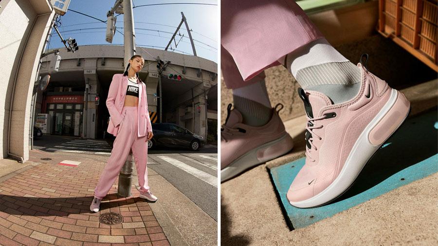 Nike Air Max Dia Pink - Mood