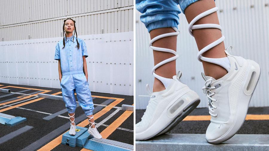 Nike Air Max Dia White - Mood