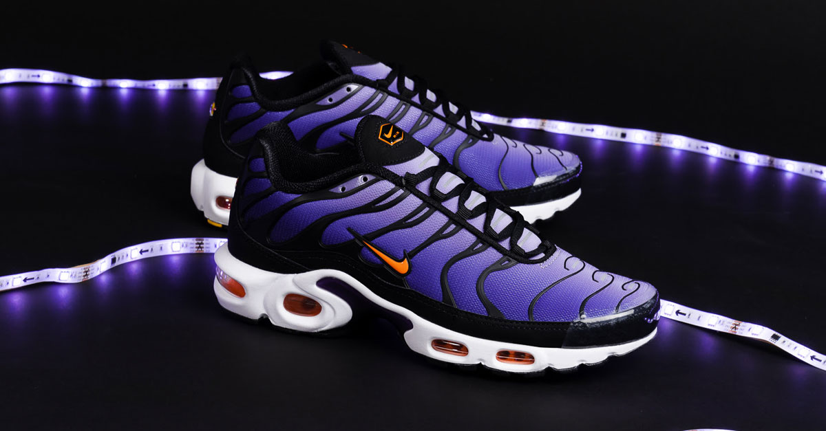 880de2754fb Nike Air Max Plus Voltage Purple (BQ4629-002)