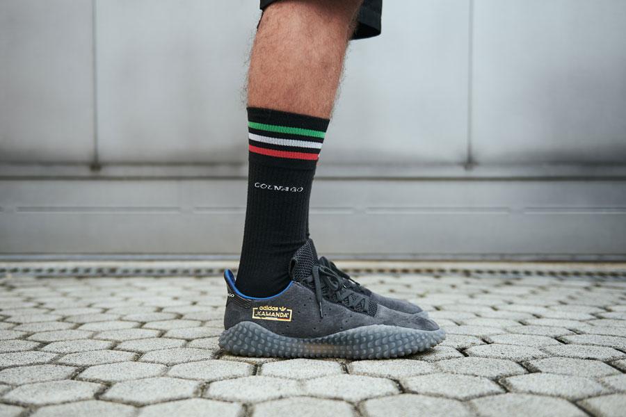size x Colnago x adidas Kamanda - On feet 3
