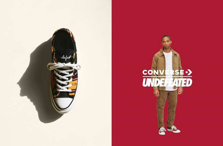 UNDEFEATED x Converse Chuck 70 Varsity Jacket - Mood 1