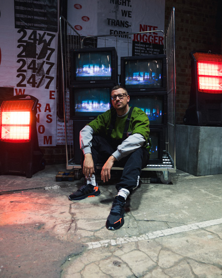 adidas Nite Jogger Launch London 15
