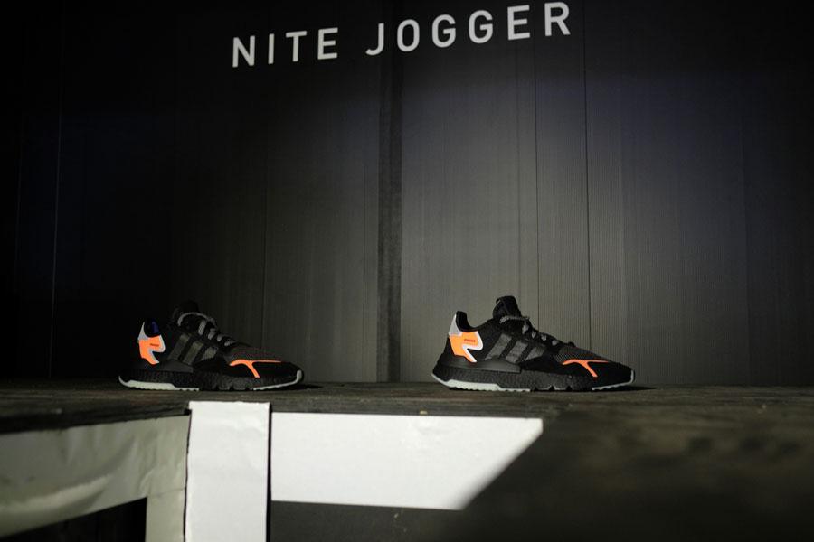 adidas Nite Jogger Launch London 8