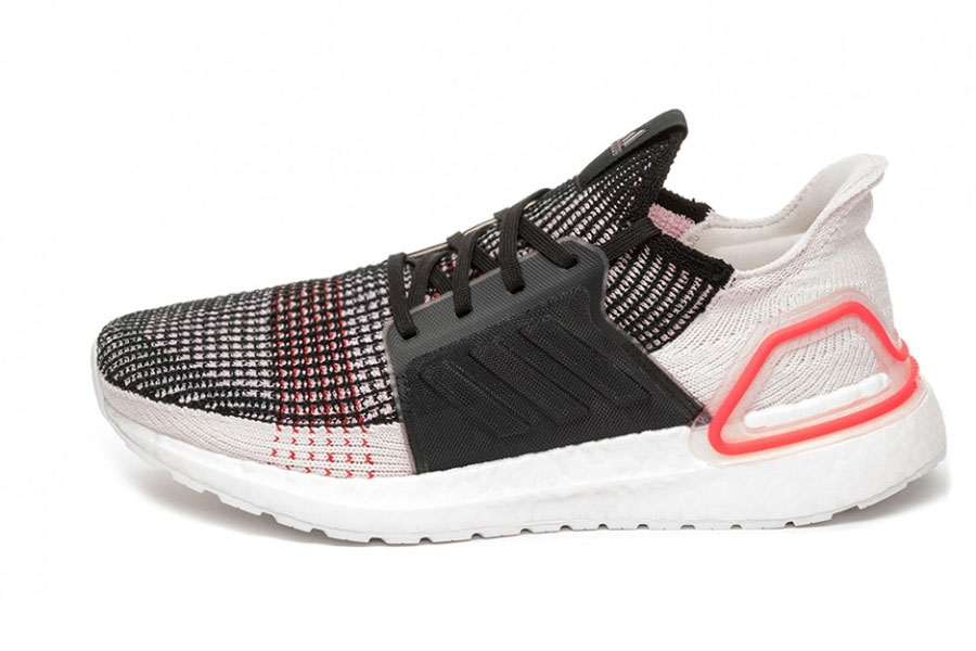 adidas UltraBOOST 19 Active Red (F35238) - Side