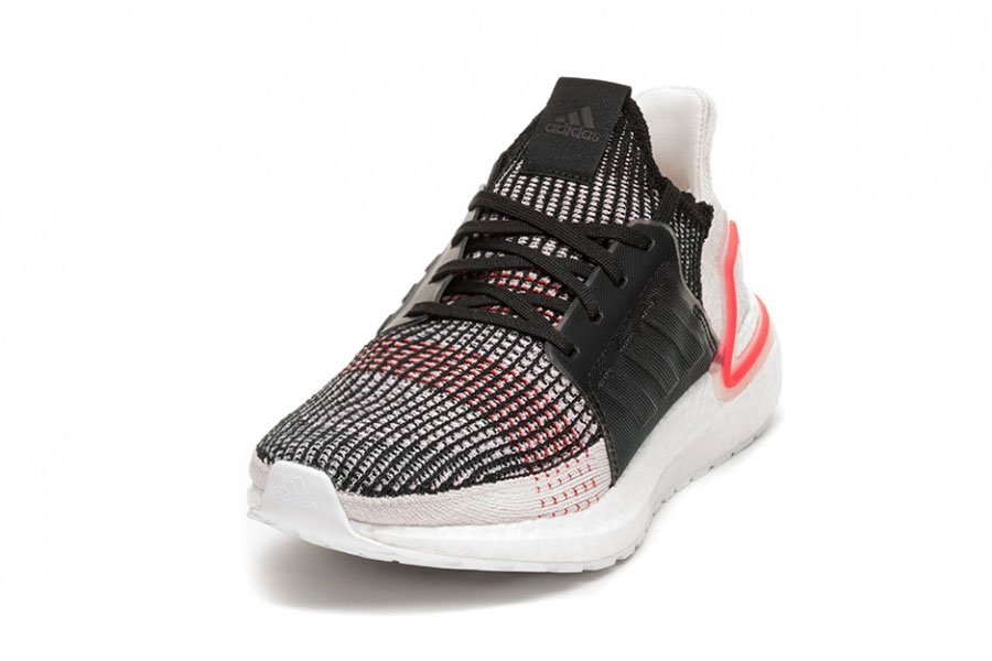 adidas UltraBOOST 19 Active Red (F35238) - Tongue