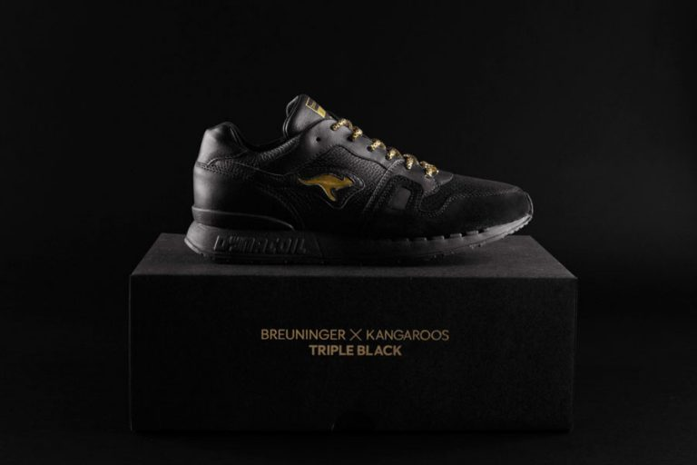 Breuninger x KangaROOS Triple Black - Mood 1