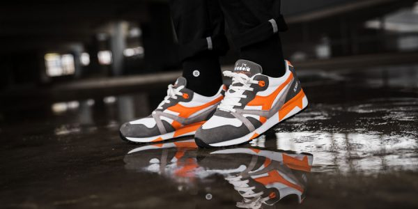 "The Diadora N9000 III ""Necta"" Is an On-Feet Beauty"