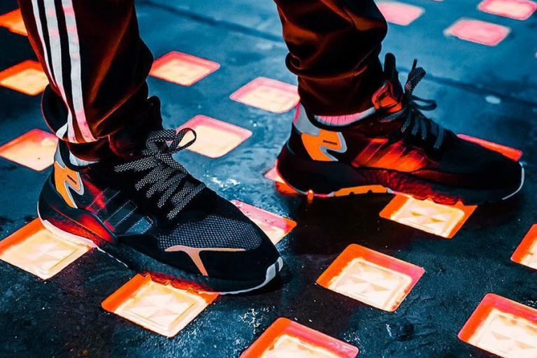 Instagram - adidas Nite Jogger (On feet)
