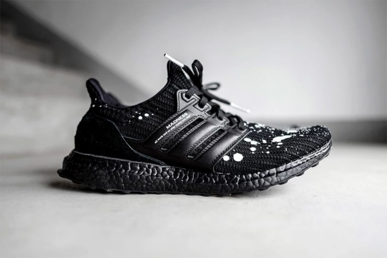 MADNESS x adidas UltraBOOST 4.0 Black - Mood 1