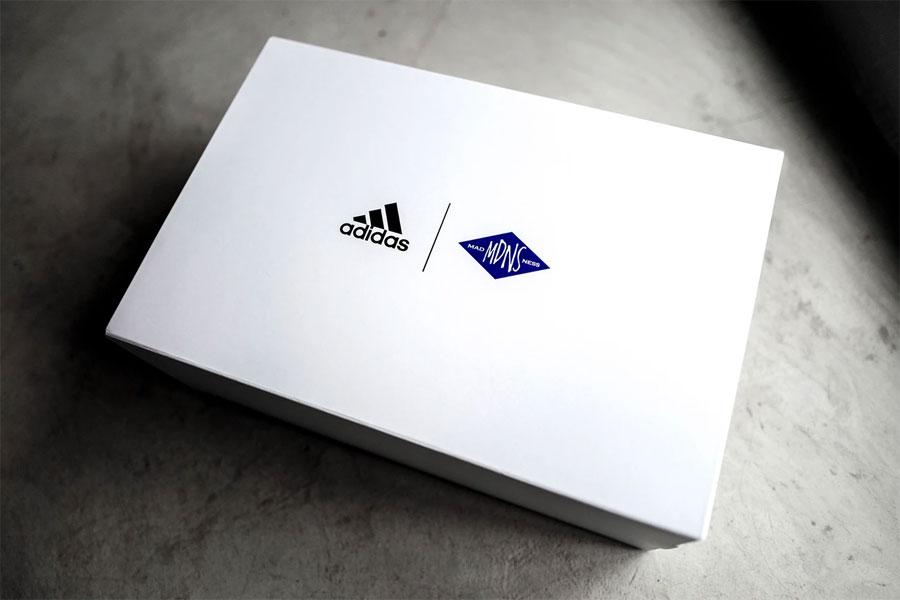 MADNESS x adidas UltraBOOST 4.0 Black - Mood 10