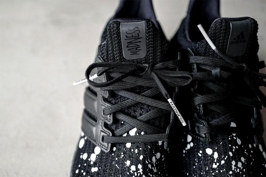 MADNESS x adidas UltraBOOST 4.0 Black - Mood 6