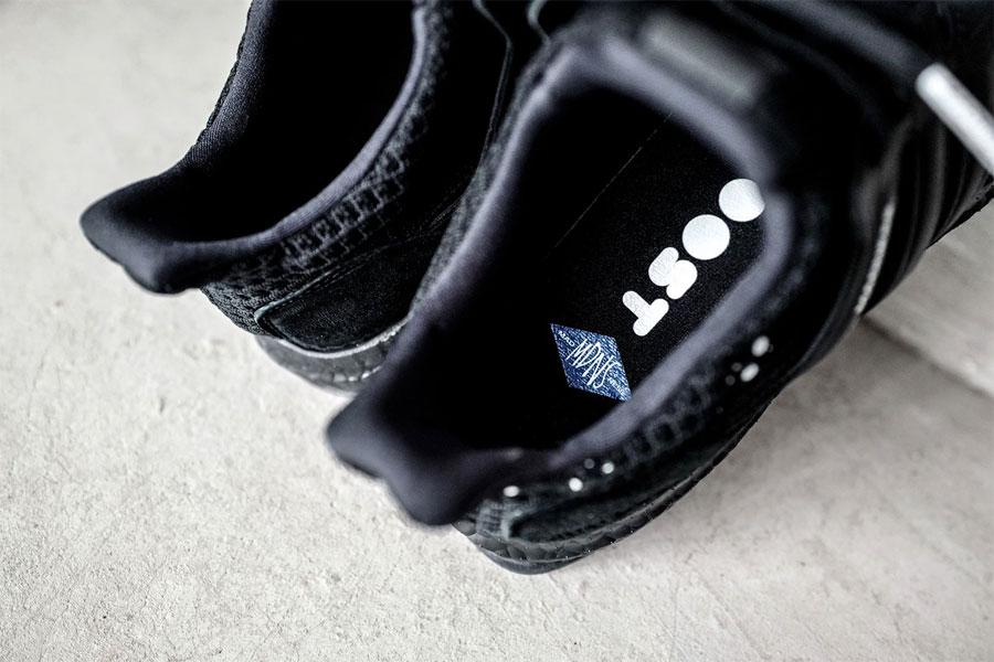 MADNESS x adidas UltraBOOST 4.0 Black - Mood 9