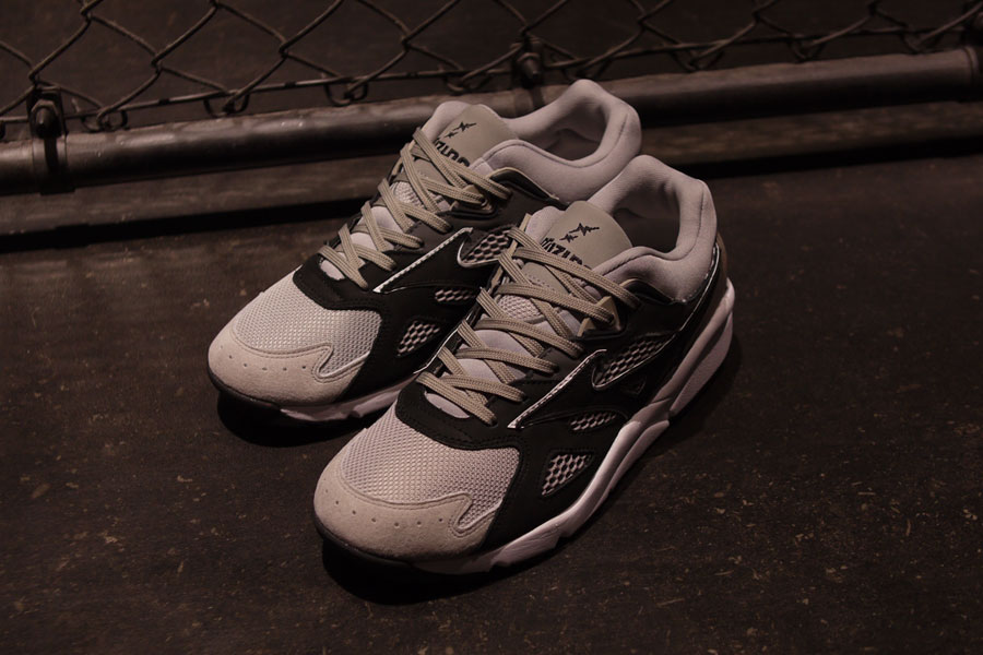mita sneakers x Whiz Limited x Mizuno Sky Medal Greyscale - Mood 7