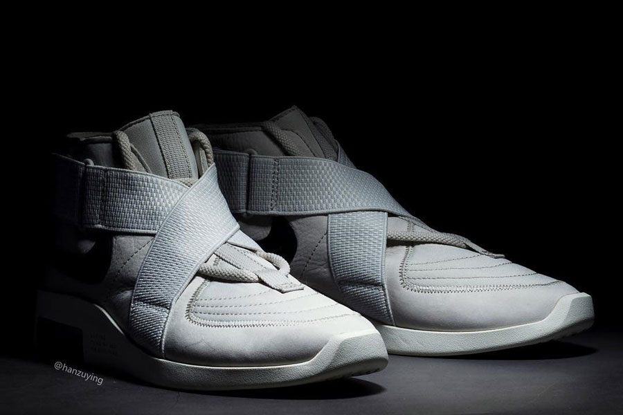 Nike Air Fear Of God 180 Light Bone (AT8087-001) - Mood 2