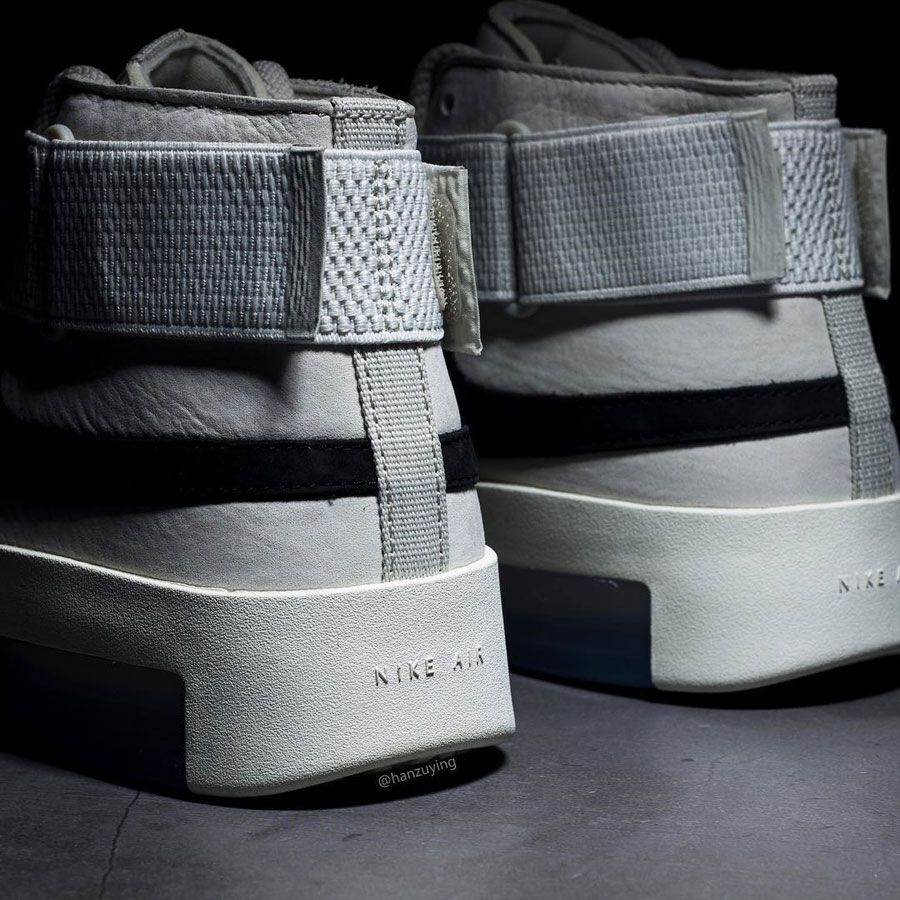 Nike Air Fear Of God 180 Light Bone (AT8087-001) - Mood 7