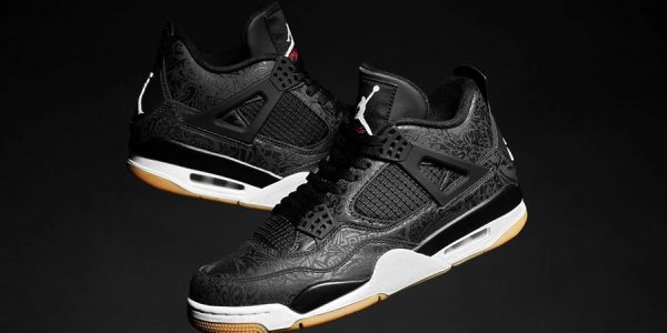 "You Can Now Enter the Draw for the Air Jordan 4 ""Black Laser"""