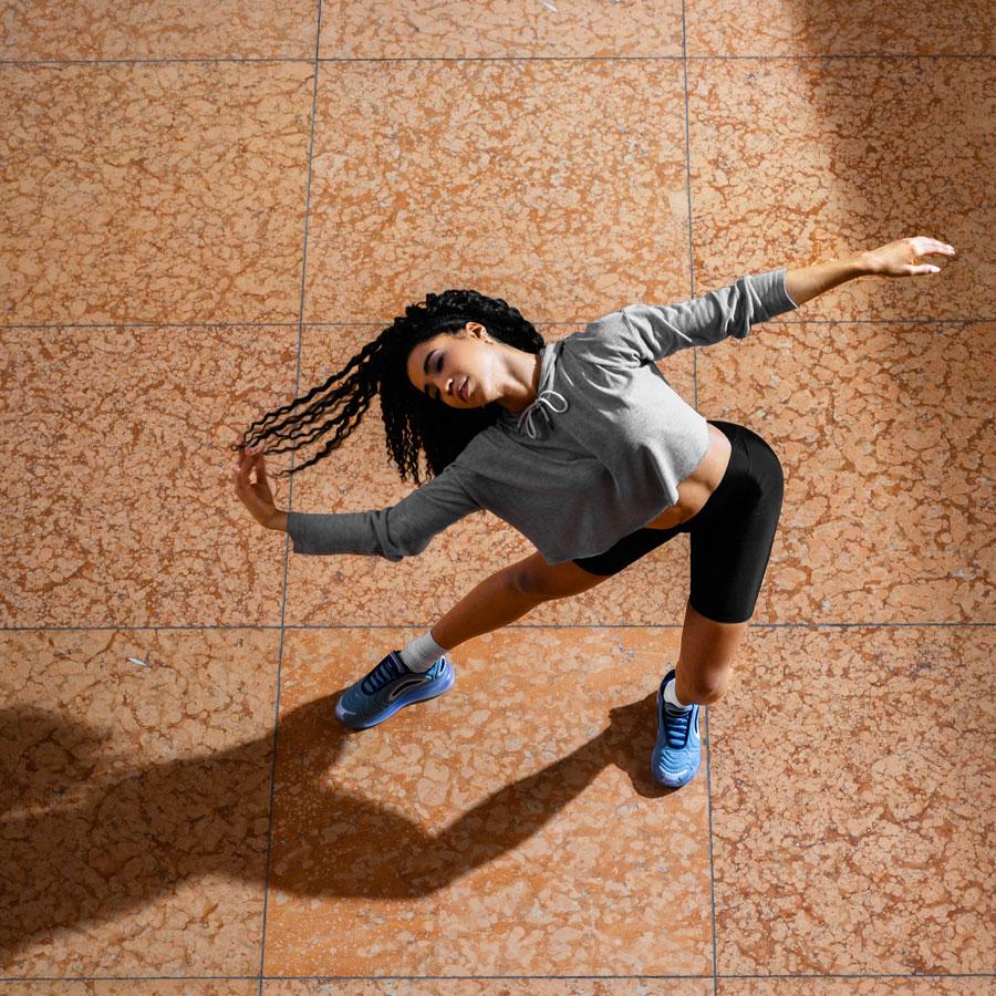 Nike Air Max 720 WMNS Northern Lights Day (AR9293 001) - Mood 3