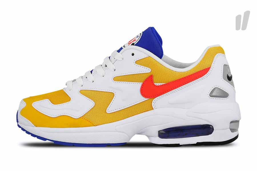 Nike Air Max2 Light University Gold (AO1741 700) - Left