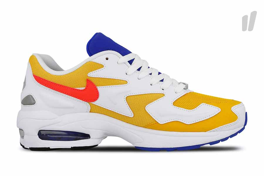 Nike Air Max2 Light University Gold (AO1741 700) - Right