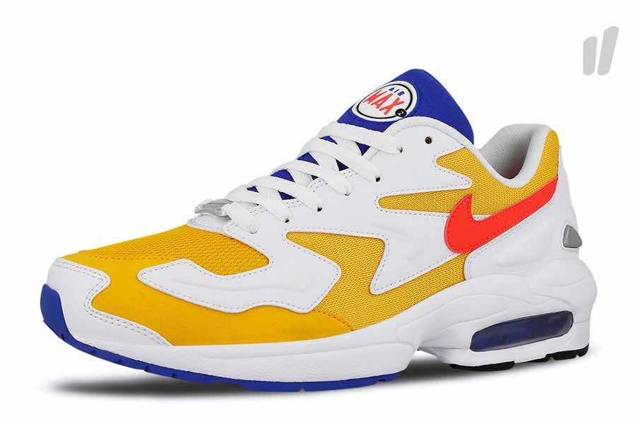 Nike Air Max2 Light University Gold (AO1741 700)