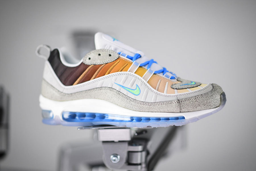 Nike On Air 2018 - Air Max 98 La Mezcla