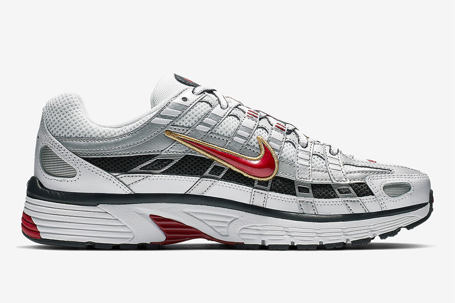 Nike P-6000 CNPT Metallic Silver (BV1021-101) - Right