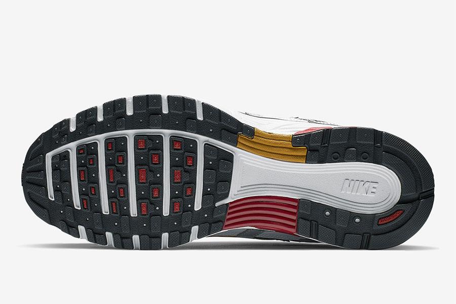 Nike P-6000 CNPT Metallic Silver (BV1021-101) - Sole