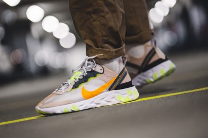 Nike React Element 87 Touch of Lime (AQ1090-101) - Mood 1