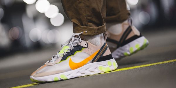 "How to Get the Nike React Element 87 ""Touch of Lime"""