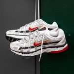 Nike WMNS P-6000 White Varsity Red Metallic Platinum (BV1021-101) - Mood 1