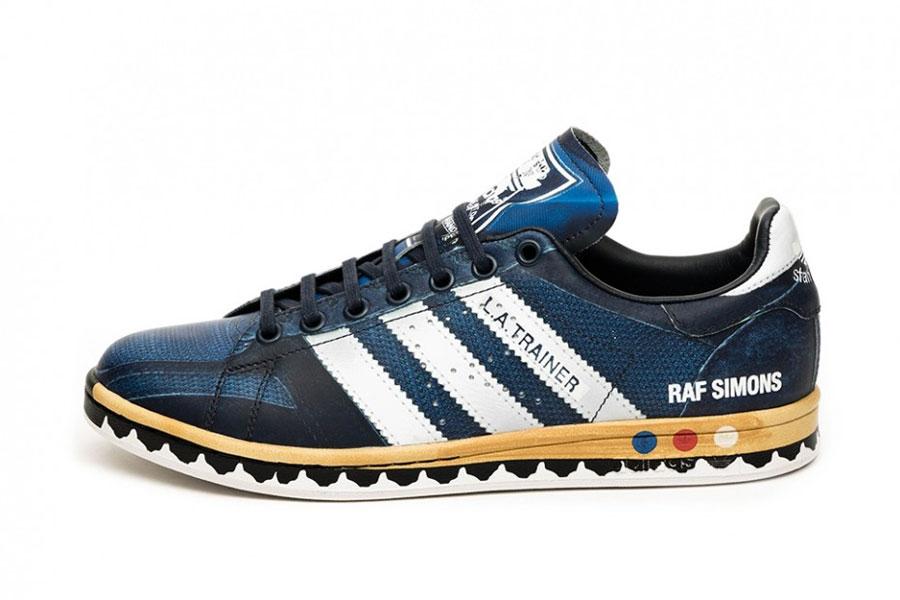 Raf Simons x adidas Trompe L'Oeil Pack - LA Stan 1