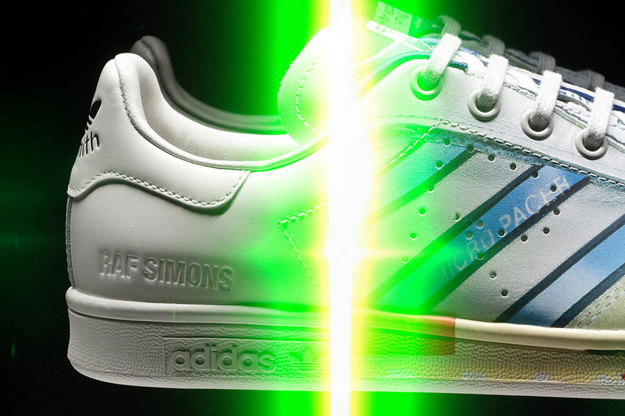 Raf Simons x adidas Trompe L'Oeil Pack - Micropacer 2