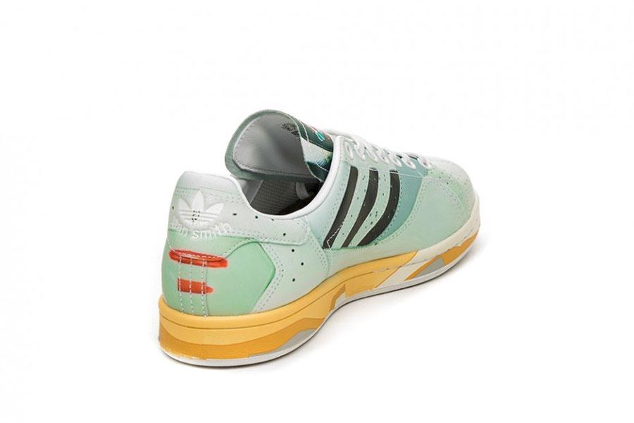 Raf Simons x adidas Trompe L'Oeil Pack - Torsion Stan 2