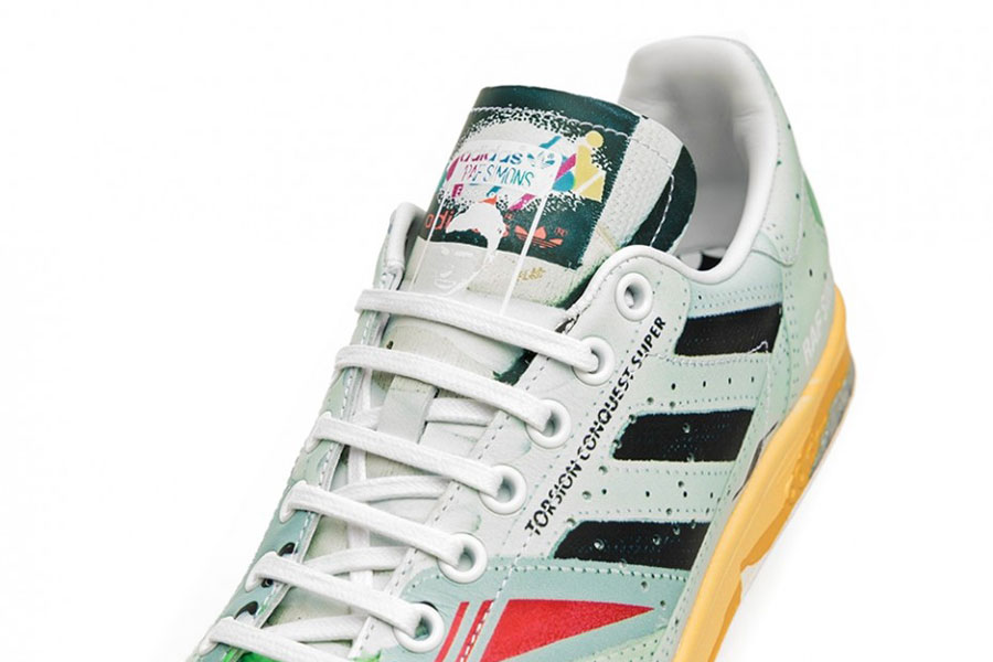 Raf Simons x adidas Trompe L'Oeil Pack - Torsion Stan 3