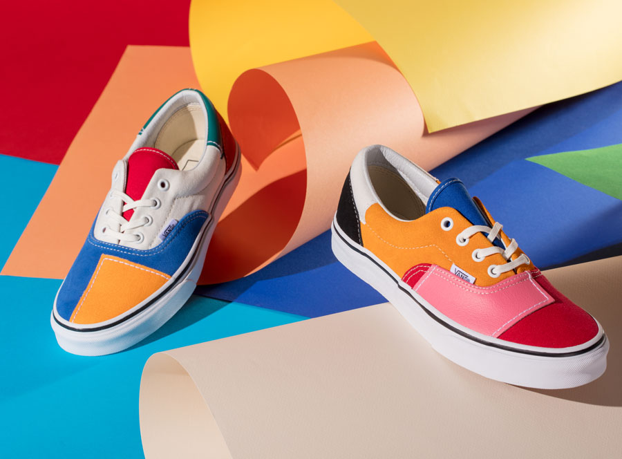 VANS Patchwork Pack - Era (Mood)
