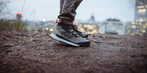 How Blogger Willy Rocks the adidas Consortium Terrex Free Hiker