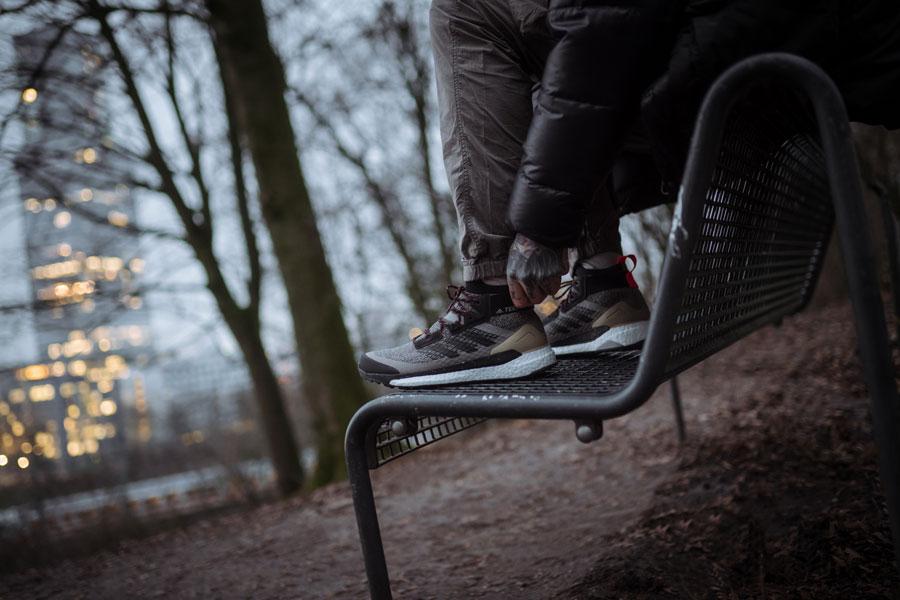 adidas Consortium Terrex Free Hiker - Mood 3