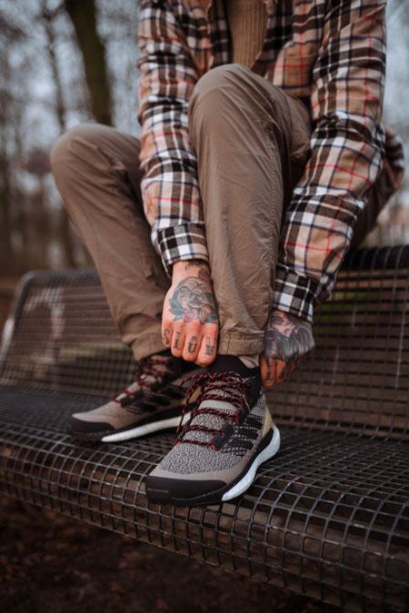 adidas Consortium Terrex Free Hiker - Mood 6