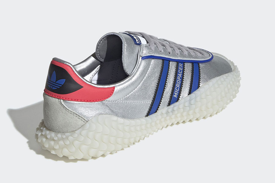 adidas Country Kamanda Micropacer (EF5546) - Heel